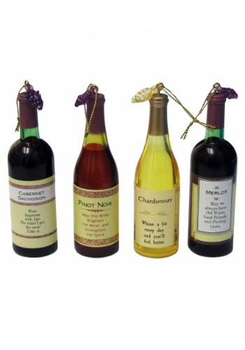 Wine Bottle 4 Pack