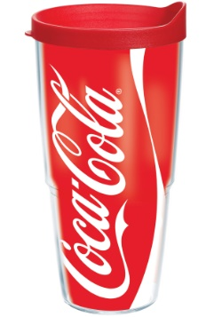 Coca-Cola Coke Can 24 oz Tumbler