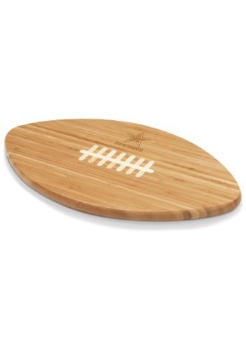 Dallas Cowboys 'Touchdown!' Football Cutting Board
