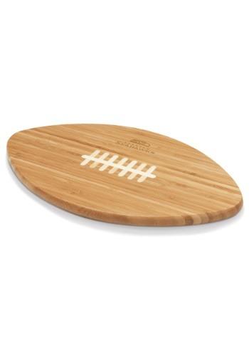 Seattle Seahawks 'Touchdown!' Football Cutting Board