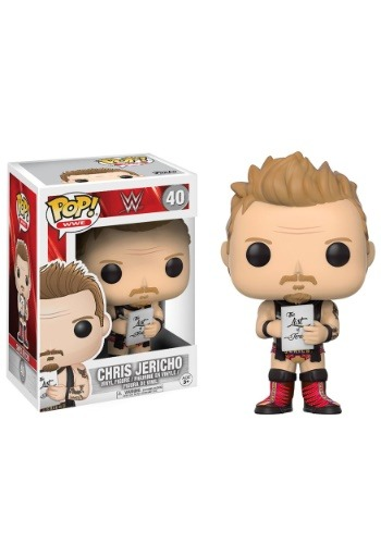 Pop! WWE: Chris Jericho