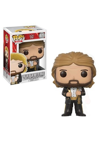 Pop! WWE: Million Dollar Man w/CHASE