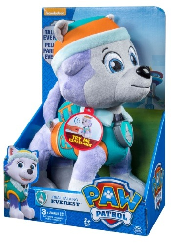 Paw Patrol Everest Talking Plush