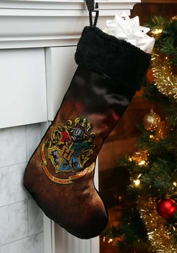 "Harry Potter Hogwarts Crest 19"" Stocking"