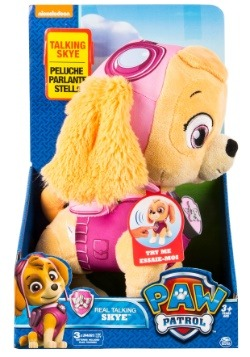 Paw Patrol Skye Talking Plush