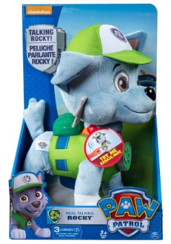 Paw Patrol Rocky Talking Plush