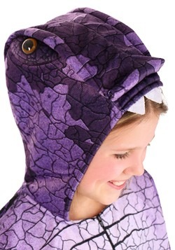 Child Ravenous Raptor Costume Alt 5