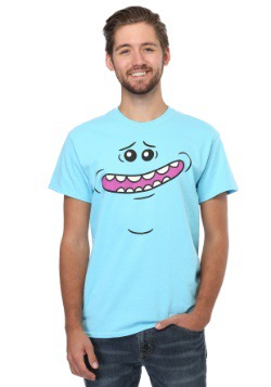 Rick and Morty Meeseeks Face 18/1 Men's T-Shirt