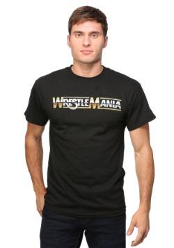 WWE WrestleMania Logo 30/1 Men's T-Shirt