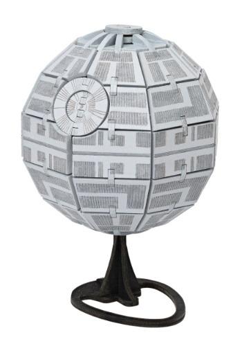 Star Wars Death Star 3D Wood Model & Booklet
