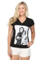 Star Wars Brother & Sister Juniors V-Neck Tee