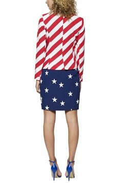 Women's Stars and Stripes OppoSuit Alt 1