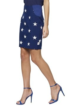 Women's Stars and Stripes OppoSuit Alt 2