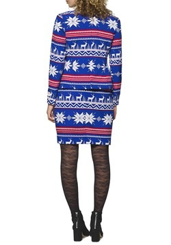 Women's Christmas Sweater OppoSuit Alt 1
