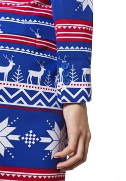 Women's Christmas Sweater OppoSuit Alt 3