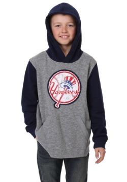 Yankees New Beginnings Pullover Hooded Youth Sweatshirt 2