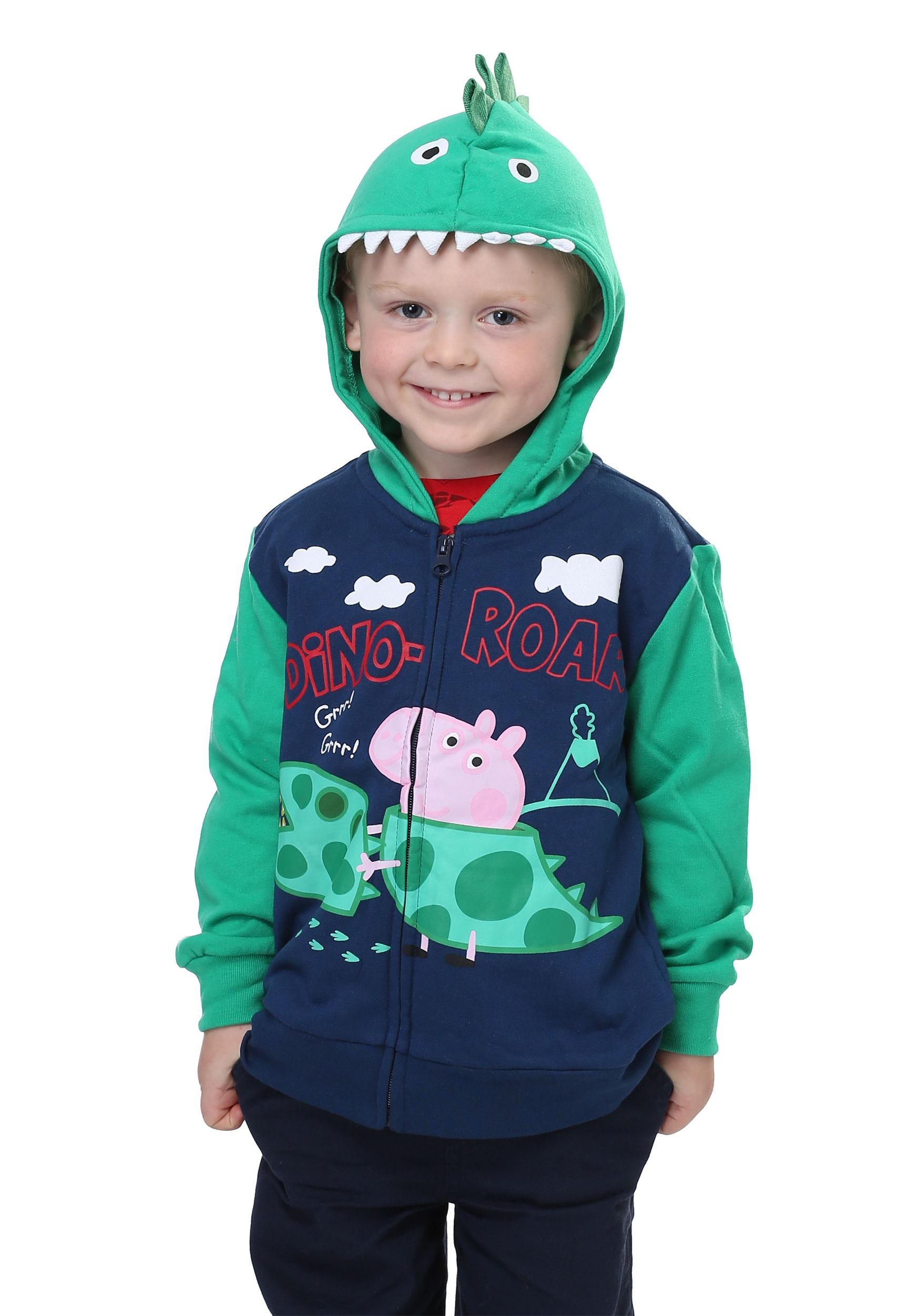 George Peppa Pig Adidas Hoodie