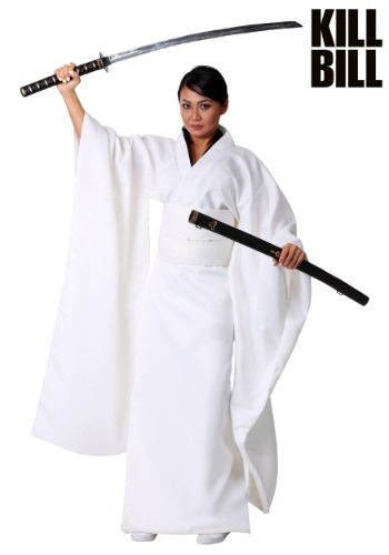 Kill Bill O Ren Ishii Costume