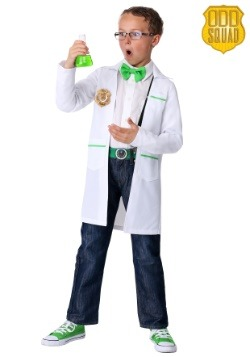 ODD SQUAD Kids Scientist Costume