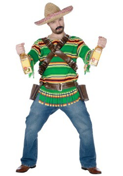 Tequila Dude Costume For Adults