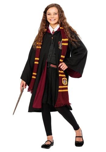 Deluxe Hermione Girls Costume
