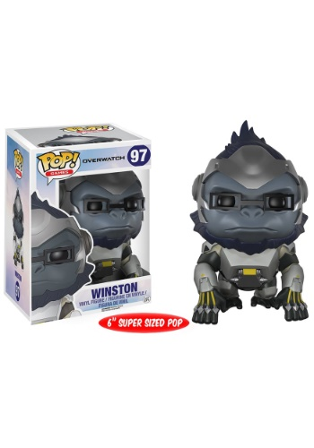 Pop! Games:Overwatch- Winston 6""