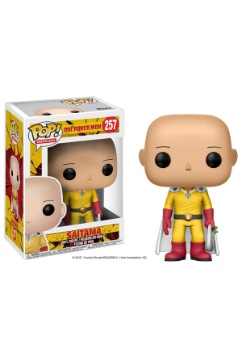 Pop! Anime: One Punch Man- Saitama