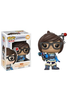 Pop! Games: Overwatch- Mei