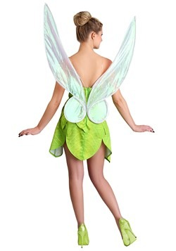 Womens Fairytale Tink Costume alt 1