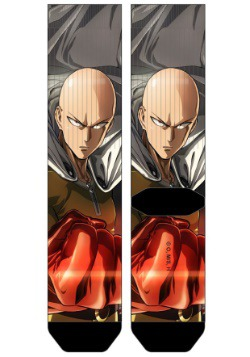 One Punch Man Sublimated Socks