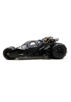 Batman Dark Knight Tumbler 1:24 Die Cast Car w/ Fi Alt 1