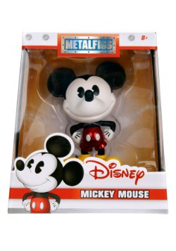 Mickey Mouse 4 Metal Figure