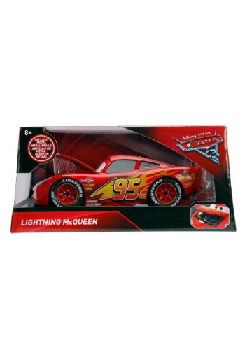 Cars 3 Lightning McQueen 1:24 Die Cast Vehicle