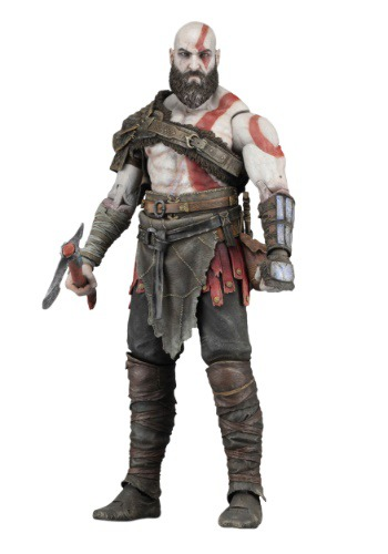 "God of War Kratos 7"" Scale Action Figure"