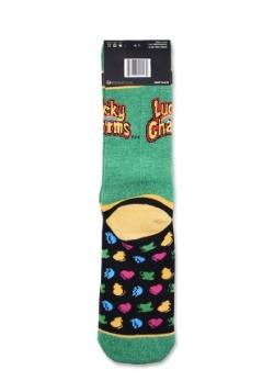 Lucky Charms Marshmallows Knit Odd Sox
