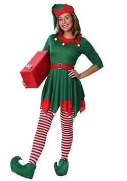 Women's Santa's Helper Costume