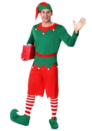Men's Santa's Helper Costume