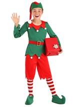 Boy's Santa's Helper Costume