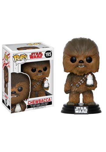 Star Wars The Last Jedi Funko Pop Chewbacca