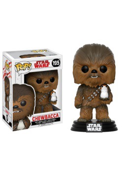 Star Wars The Last Jedi Funko Pop Chewbacca