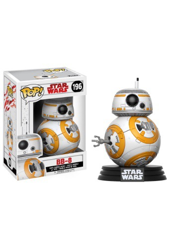 Star Wars The Last Jedi Funko Pop BB-8