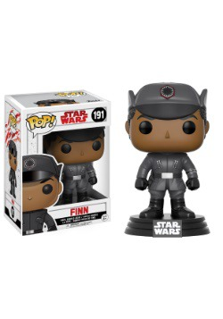Star Wars The Last Jedi Funko Pop Finn