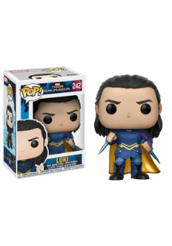 Pop! Marvel: Thor Ragnarok- Loki Sakaarian