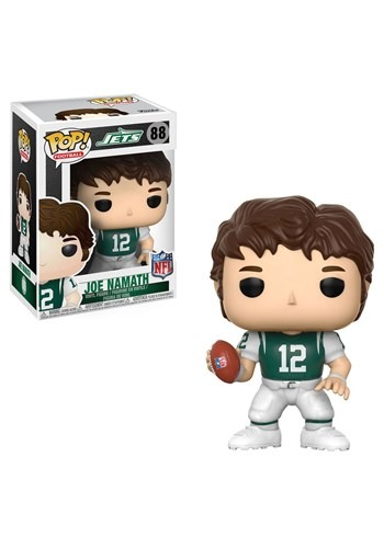 Pop! NFL Legends: Joe Namath (Jets)