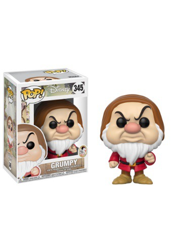 Pop! Disney: Snow White- Grumpy