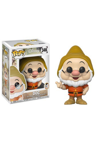 Pop! Disney: Snow White- Doc