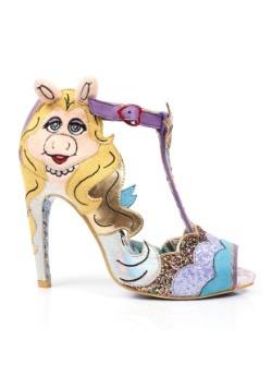 Irregular Choice Muppets Original Diva Miss Piggy Heels
