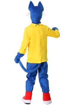 Kid's Pete the Cat Costume back