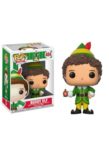 Pop! Movies: Elf-Buddy w/CHASE