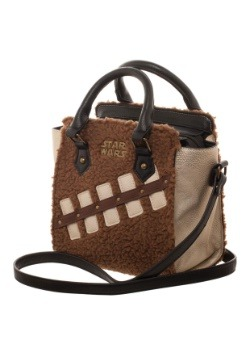 Star Wars Ep8 Chewbacca & Porg Mini Handbag